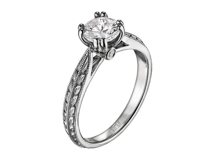 Collection: Radiance - M1125RD07 #WeddingRings #EngagementRings #DiamondRings #ScottKay #ScottKayJewelry