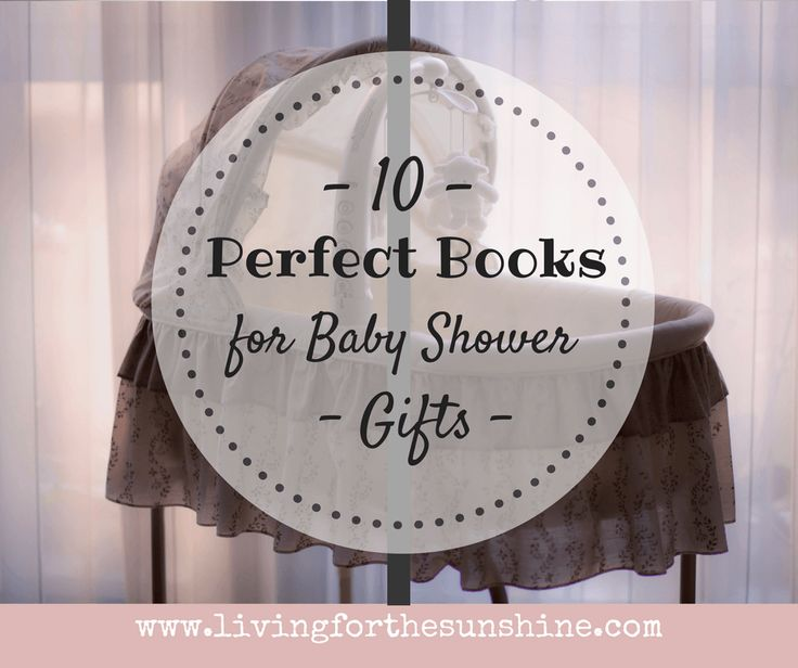 10+Adorable+Books+for+Baby+Shower+Gift+Ideas