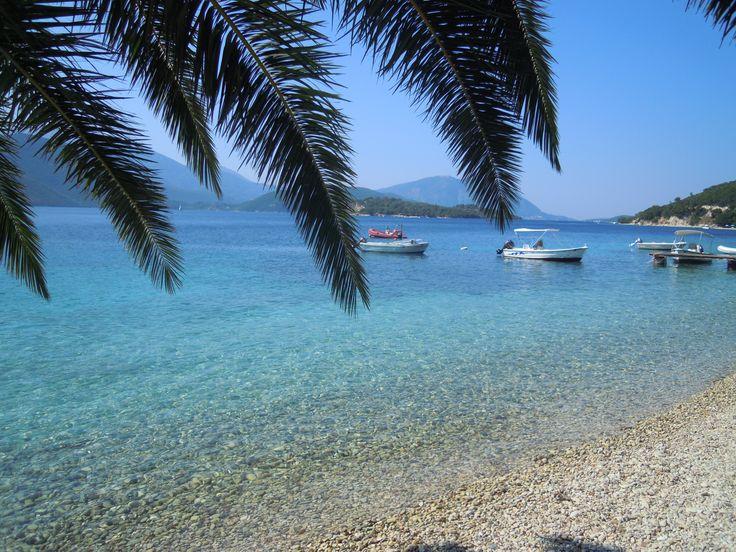 Agios Ioannis Spartochori Meganisi