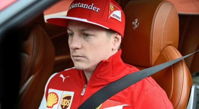 Raikkonen Diam-Diam Menjajal Mobil Paling Kuat Ferrari - Vivaoto.com - Majalah Otomotif Online