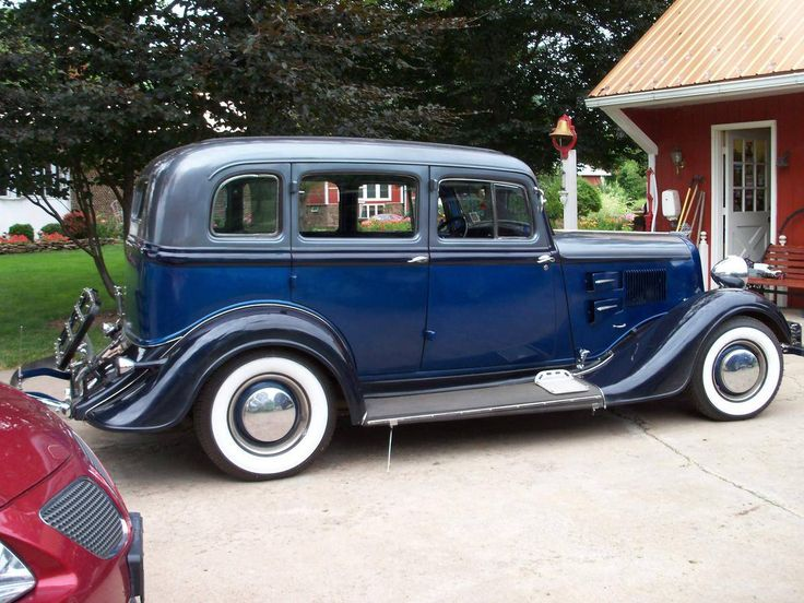 2760 best images about classic cars on pinterest sedans automobile and cadillac fleetwood for 1934 plymouth 4 door sedan for sale