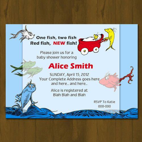 Baby Shower Invitations/fish | Il_570xN.320645592