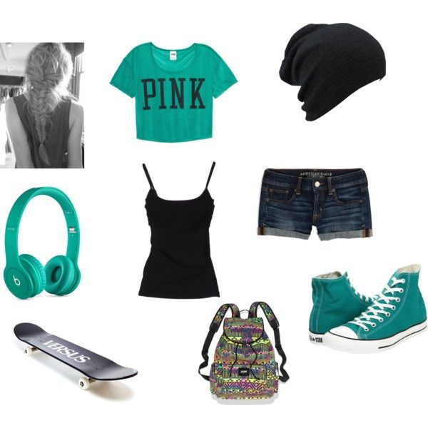 1000+ images about Skater girl outfits on Pinterest ...