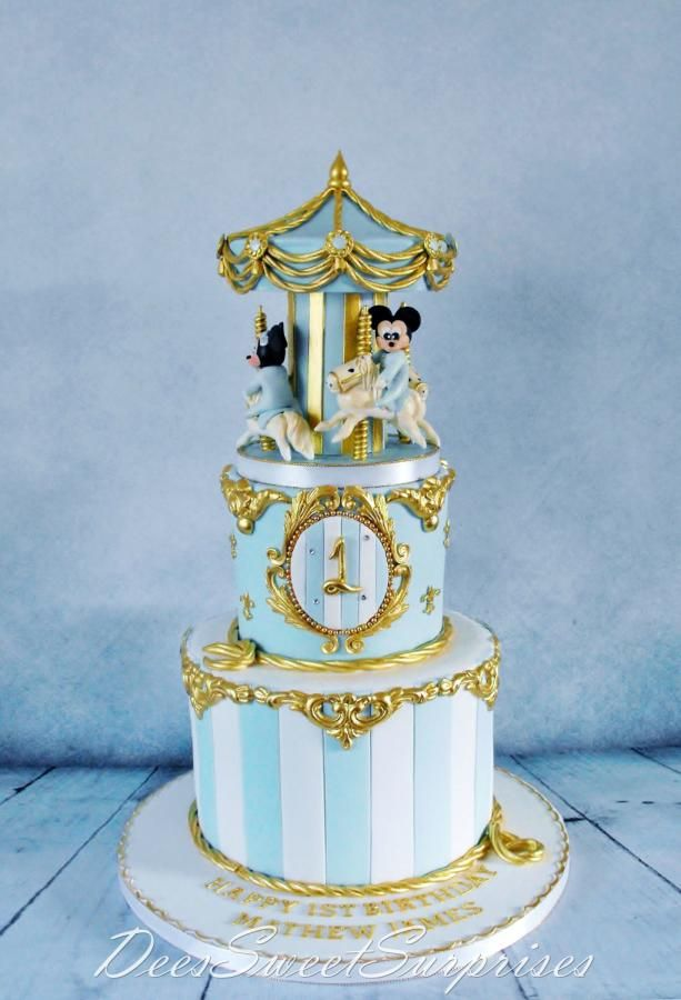 227 Best Images About Carousel Cakes On Pinterest Pastel