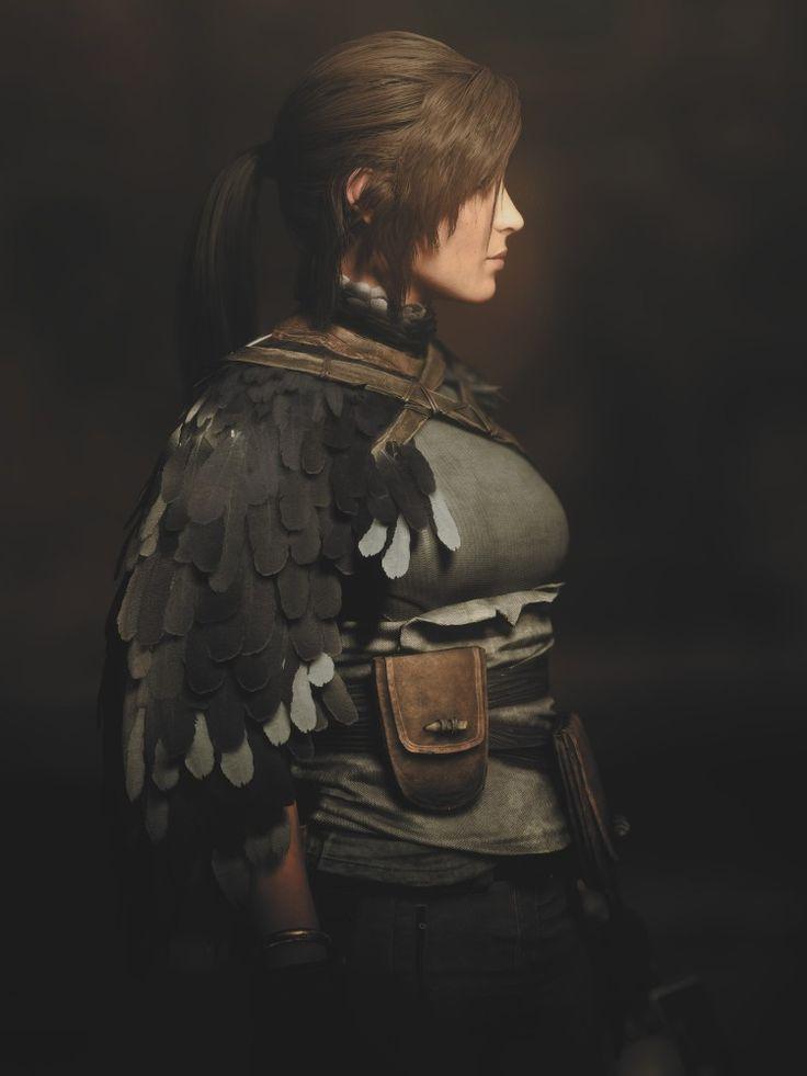Lara Croft SOTTR in 2020   Lara, Lara croft, Tomb raider