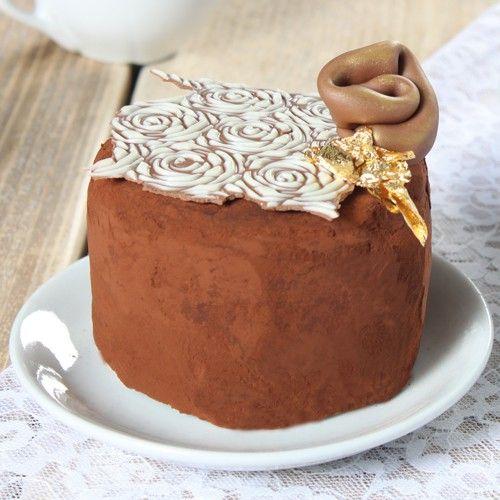 Recept: Chocolade taartjes - Gebak - Recepten | Deleukstetaartenshop.nl