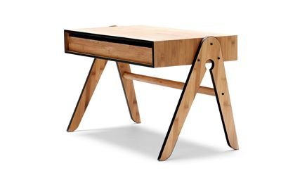 WE DO WOOD: Geo's table - children's table with storage, made from Bamboo. Available via http://www.tempoberlin.com