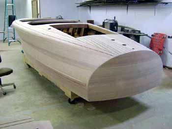 mahogany runabout boat plans - Google Search
