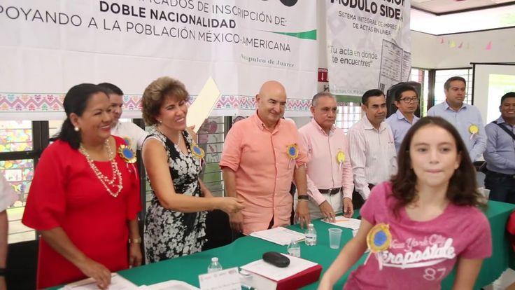 GradoCeroPress ACTAS DE NACIMIENTO DOBLE NACIONALIDAD