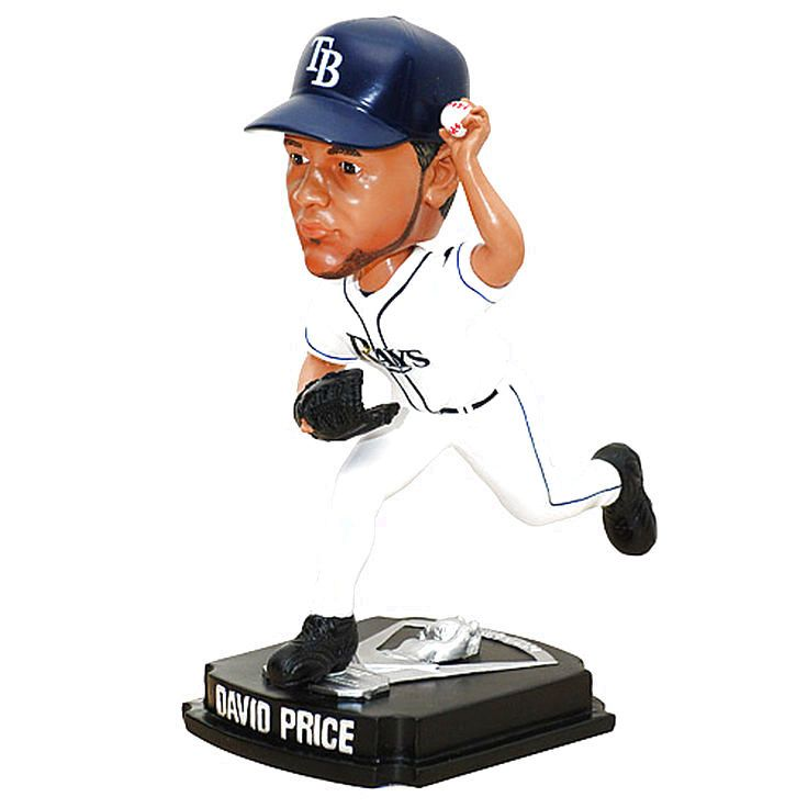 David Price Tampa Bay Rays 2012 American League Cy Young Award Bobblehead - $20.99