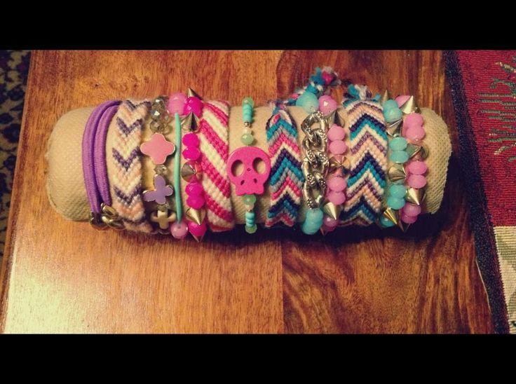 pearlybow, bracelet, handmade jewels, bracelets, friendship bracelets, macrame