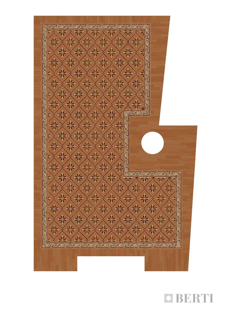 Berti Wooden Floors render: the cigar room #parquet #parquetlovers