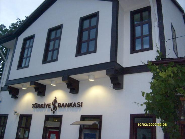 Bank in Safranbolu