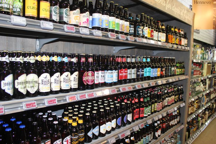 Digi System Ireland's install of Electronic Shelf Edge Labels in the off licence department of Supervalu Glanmire, Co. Cork.   These ESL's remove the need for paper labels in store and allows the customer to have control over the accuracy of the prices throughout the store.