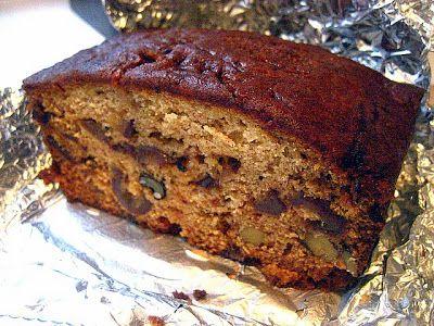 Wonderful Date Nut Bread recipe. Must bake!