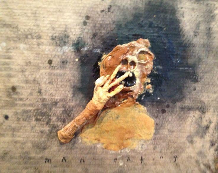 David Lynch   Paintings