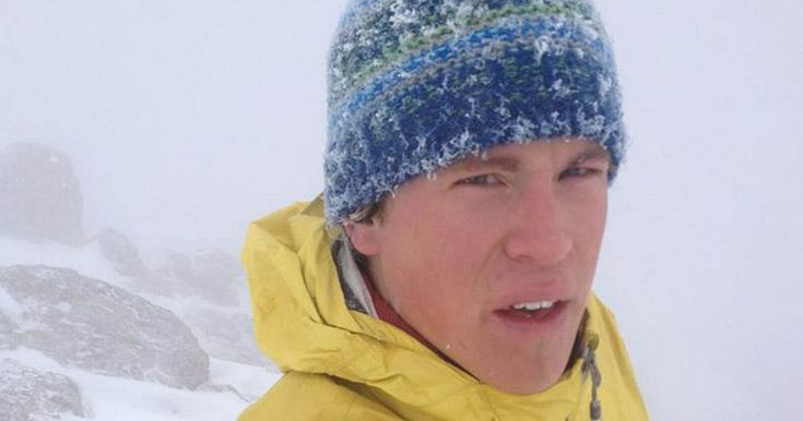 Tom, 26, finished his record-breaking project by reaching the summit of the Eiger via its notorious North Face