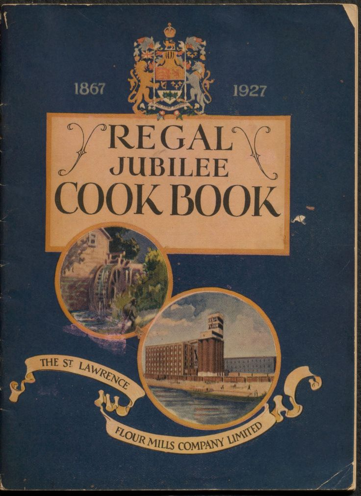 The jubilee recipe book : a collection of practical and tested recipes to guide the housewife in the baking of bread, cake and pastry