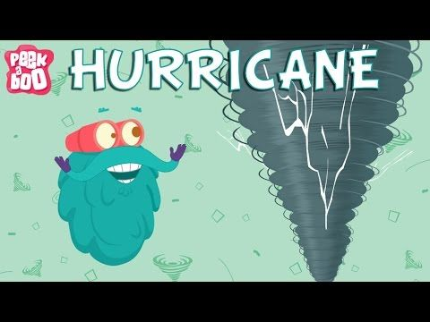 Hurricane | The Dr. Binocs Show | Educational Videos For Kids - YouTube