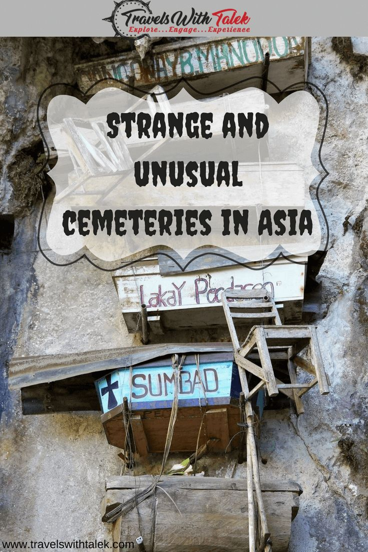 Join travel bloggers as they reveal some of their most interesting cemeteries in this final installment of Unique and Famous cemeteries.