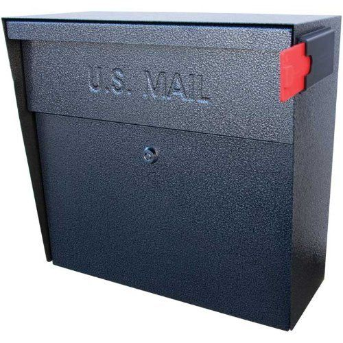 Mail Boss Metro Wall Mount Locking Mail Box Galaxy - Mail Boss 7160 by Mail Boss. $119.00. Mail Boss 7160 Metro Wall Mount Locking Mail Box Galaxy.