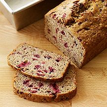 Weight Watchers Cranberry Banana Bread. 5 PointsPlus.