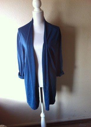 Kaufe meinen Artikel bei #Kleiderkreisel http://www.kleiderkreisel.de/damenmode/cardigans/140958984-oversized-boyfriend-cardigan-kornblumenblau-4648