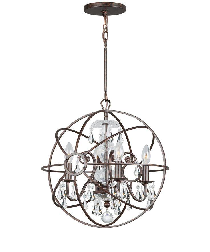 57 best Crystal Chandelier Lighting images on Pinterest | Crystal ...
