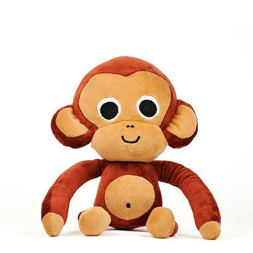 Cheempo Soft Toy Medium Size      Sof toy of 20 inches / 50 cm with augmented reality content for the habitat where chimpanzees live that you will be able to discover with your smartphone or tablet.     Every Cheempo Product Sold Helps Protect Chimpanzees.       #toys #toysforsale #kidstoys #handmadetoys #softtoys #plushtoys #stuffedanimals #janegoodall #nature #endangeredspecies #chimpanzees #animals #cuteanimals #loveanimals #animalrights #animalsaddict #animalslover #animalprotection