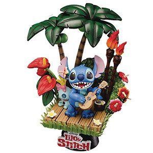 Disney D-Select Lilo & Stitch Singing Stitch Statue