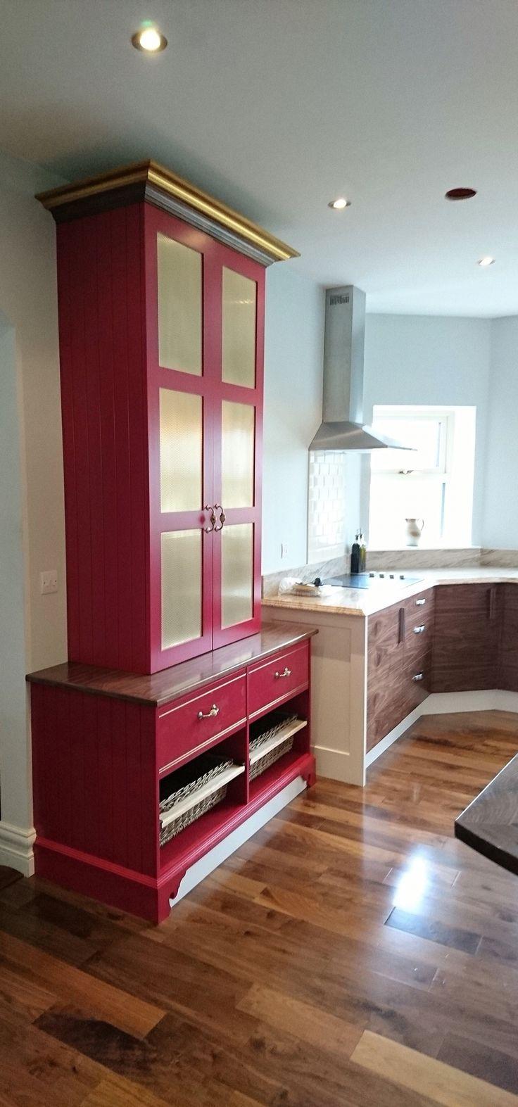 Beautiful Larder by Fheoir Furniture, Ireland.