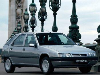 Citroën ZX 5-door '07.1994–98