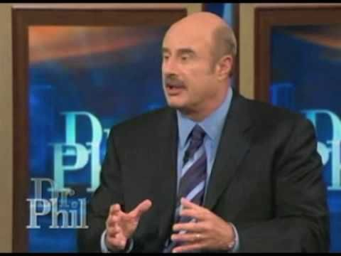 """Dr. Phil features Nancy Davis and her book, """"Lean on Me"""" - YouTube"""