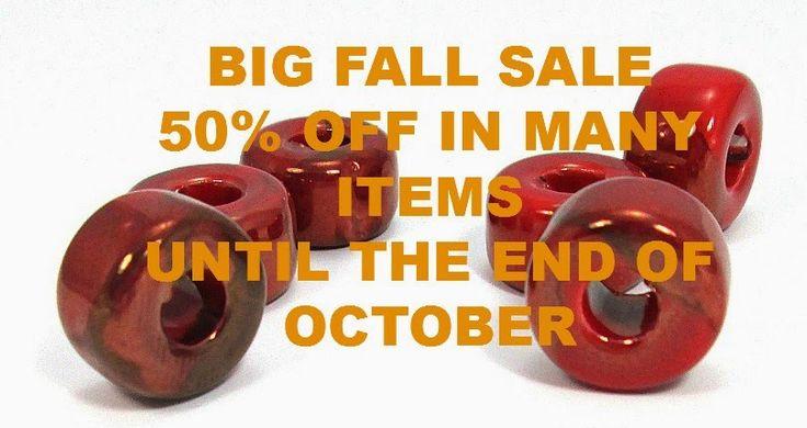 o & n craft supplies: Big fall sale!  on https://www.etsy.com/shop/OandN