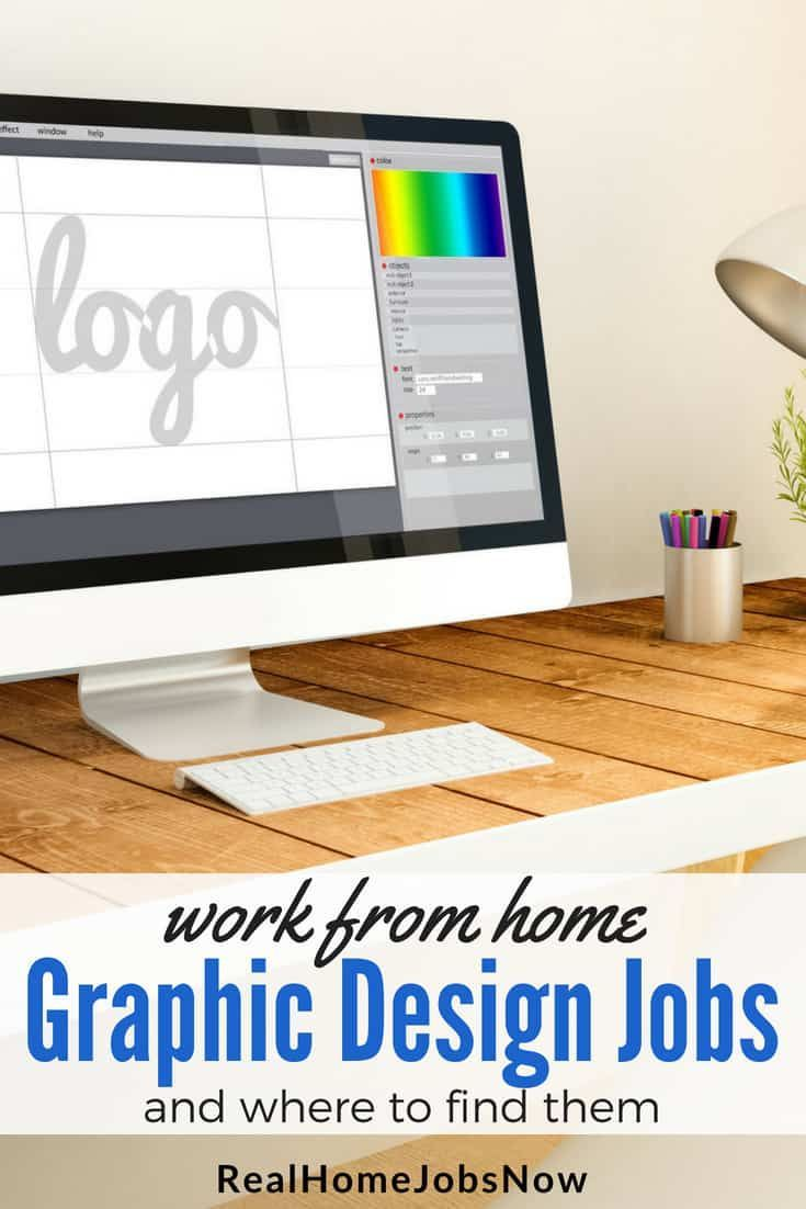 How To Find Work From Home Graphic Design Jobs In 2020 Graphic