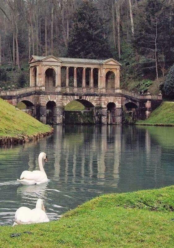 Prior Park, Bath, England