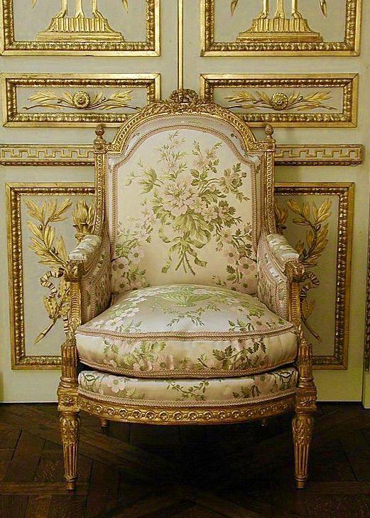 Bergère à la Reine c. 1785