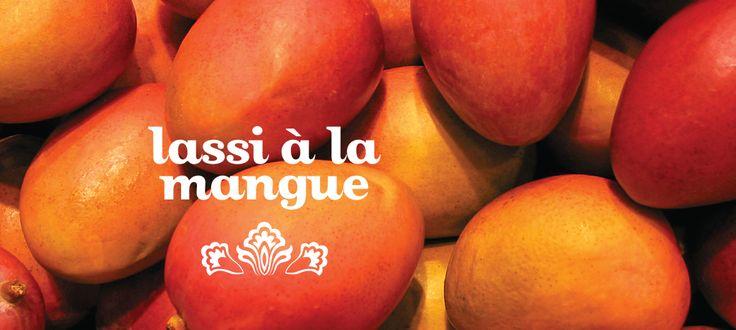 Lassi à la mangue by DavidsTea