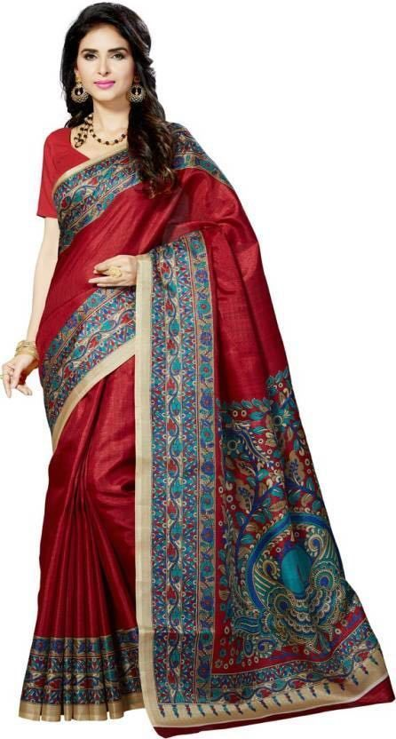 kalmkari printed sari indian pakistani bollywood stayle wedding saree helloween3 #krishacreation #weddingsareesari