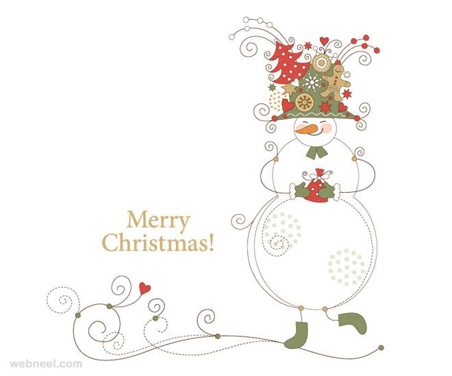 The  Best Business Christmas Cards Ideas On
