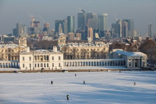 """The 'Beast from the East' brings heavy snow to UK A blast of Siberian weather dubbed """"The Beast from the East"""" has sent temperatures plunging across much of Europe. The cold snap, left Britain blanketed in snow…"""