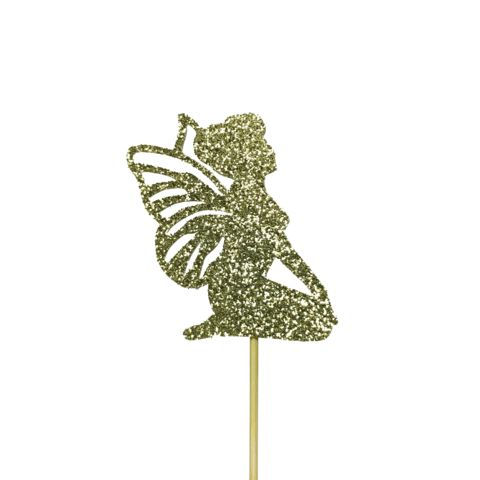 Mini Fairy Cupcake Toppers - 12 pack