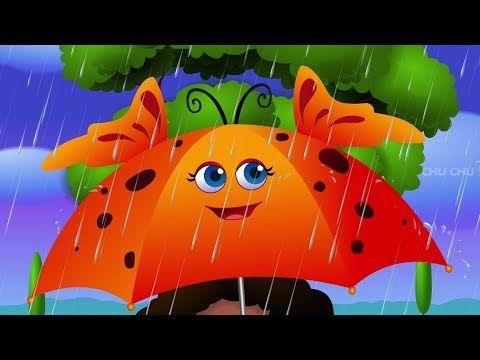 ▶ Rain, Rain, Go Away Nursery Rhyme With Lyrics - Cartoon Animation Rhymes & Songs for Children - YouTube