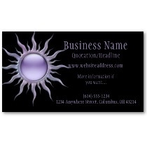 18 best bad business card designs images on pinterest card shop purple sun 2 fantasy business card created by personalize it with photos text or purchase as is colourmoves