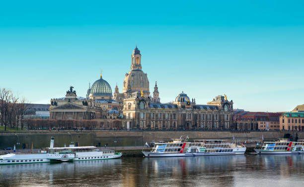 Дрезден  стоковое фото