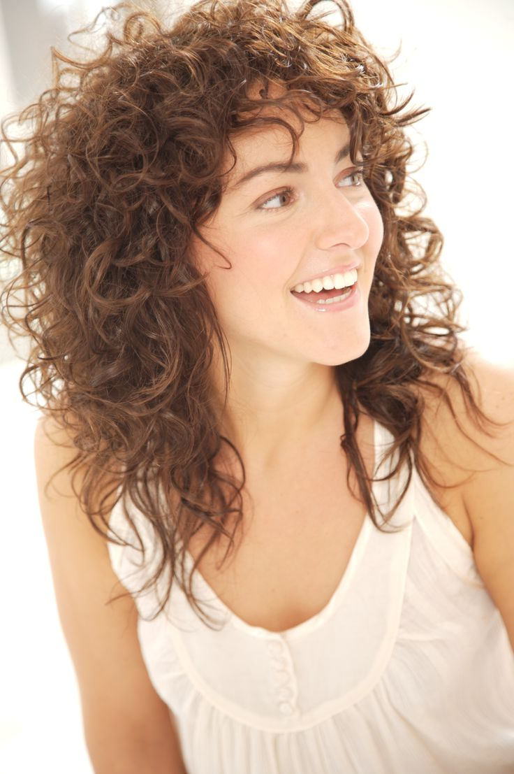 Home 187 posts 187 articles 187 hair styles 187 different hairstyles - Nick Arrojo S Top Tips For Styling Curly Hair Picture Of Curly Hair With Bangs