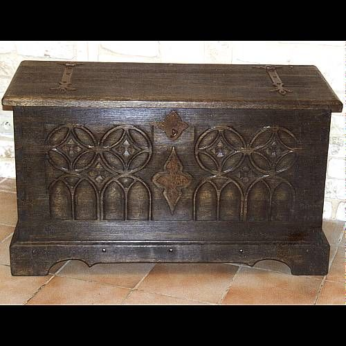 Arteso - chests - Medieval Furniture - Middle Ages