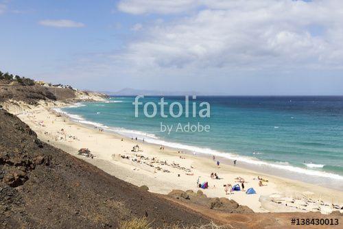 Fuerteventura - Jandia beach