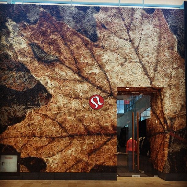 @lululemon athletica storefront :: Photo by lululemon :: Instagram