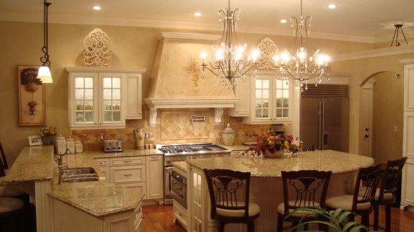 French country french country decor pinterest for French country kitchen chandelier